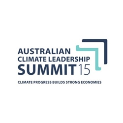 Australian Climate Leadership Summit 15 - Sydney