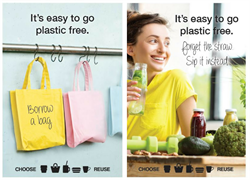 Choose.Reuse. waste toolkit - print posters