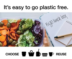 Choose.Reuse. waste campaign - digital assets