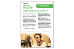 Why Expand the Band - a factsheet for Tenants
