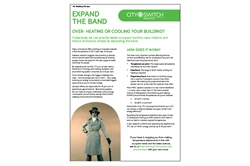 Why Expand the Band - a factsheet for building owners