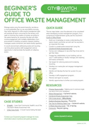 Beginner's Guide to Office Waste Management
