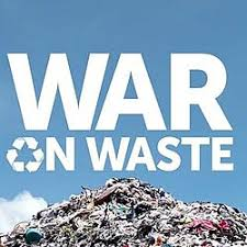 War on Waste team seeking cast for new doco