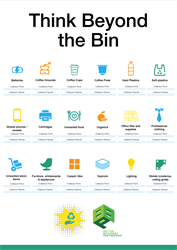 Beyond the Bin worksheet for building managers