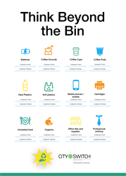 Beyond the Bin worksheet for tenants