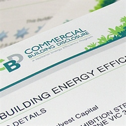 Overview of the commercial building disclosure program