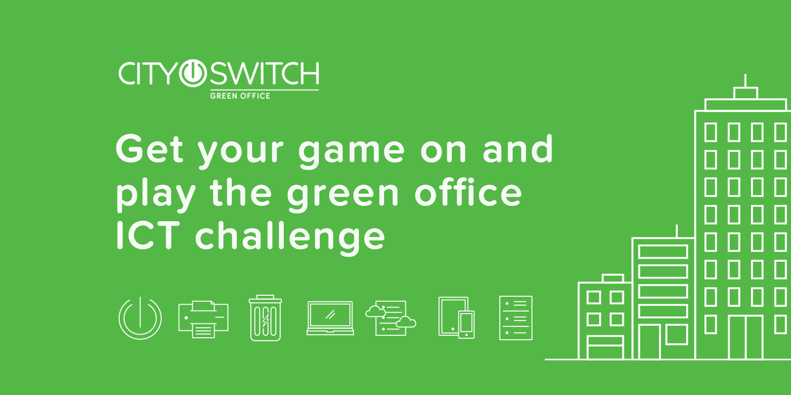 Play the green ICT challenge