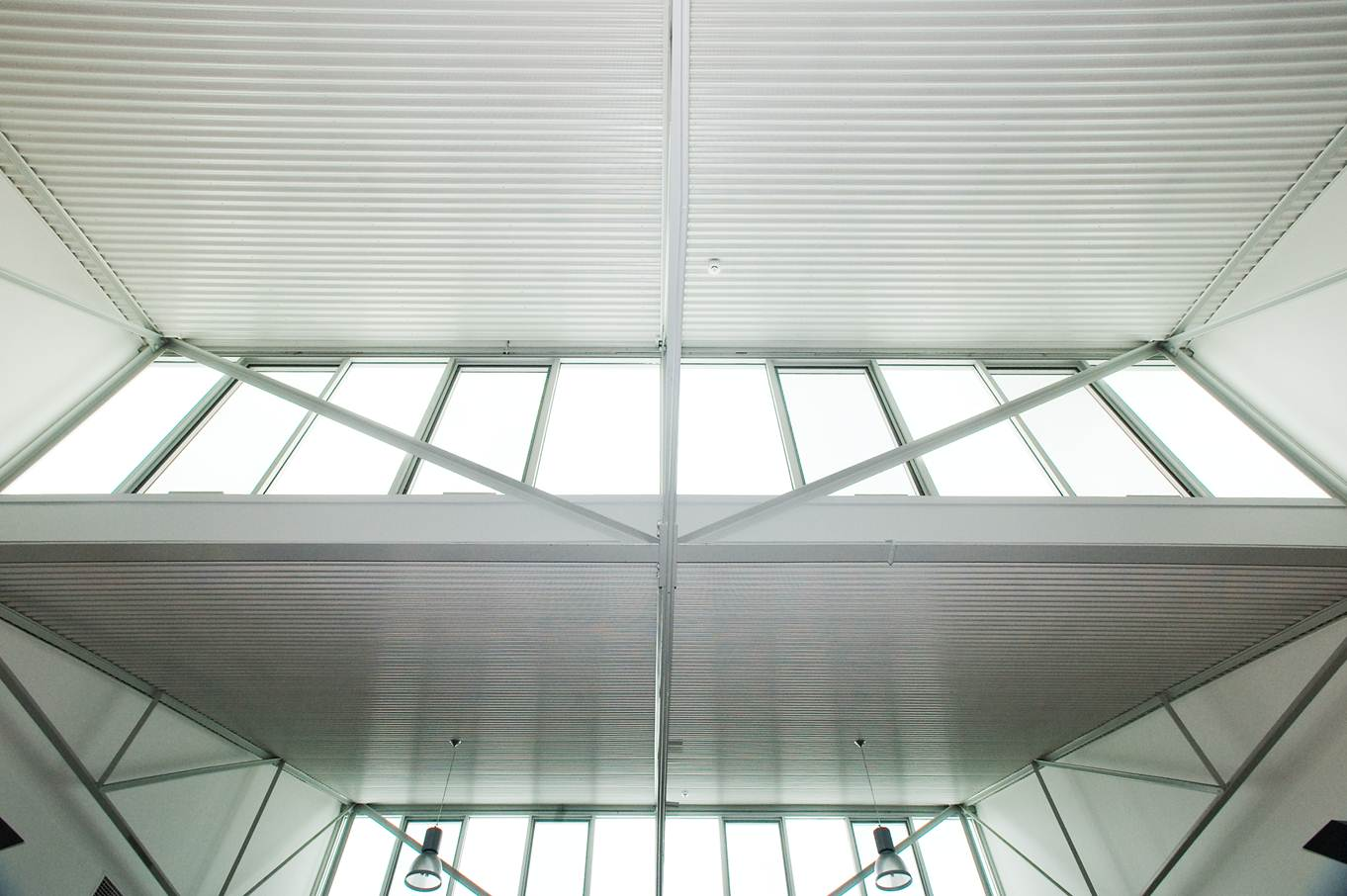 Thomson Rossi office skylights